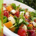 Salade gourmande