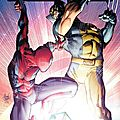 Panini Marvel Deluxe <b>Astonishing</b> <b>Spiderman</b> & <b>Wolverine</b> une erreur de plus