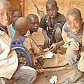 Au Mali 2011 n°9 Les élèves de Youri