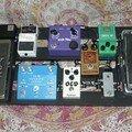 Mon pedalboard...