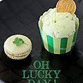Le goûter de la saint patrick : oh lucky day !