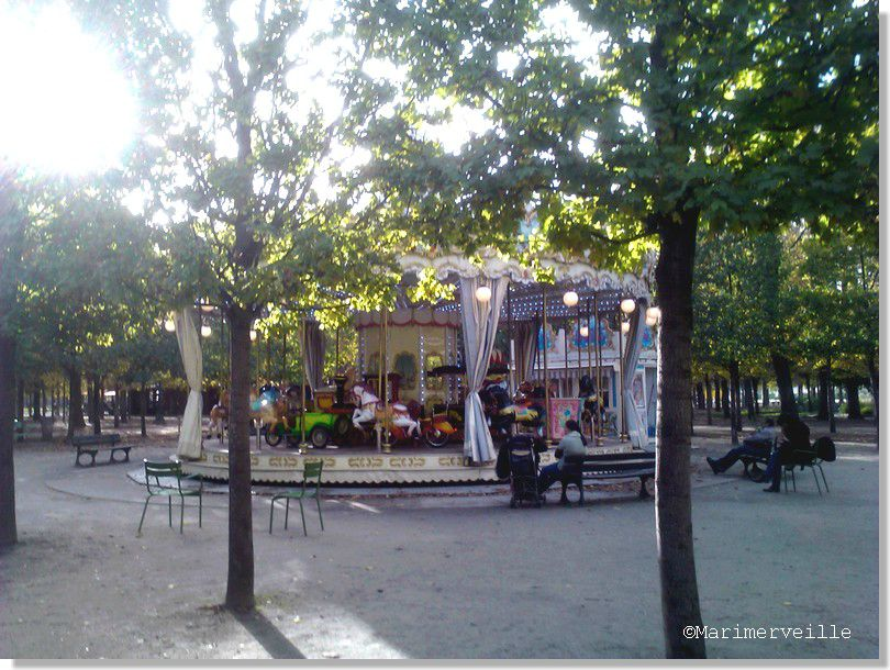 carrousel tuileries