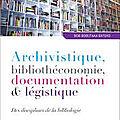 Archives e