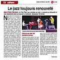 Concert paul lay, par yvette lucas