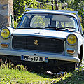504 Peugeot pick-up, Beuil (06)