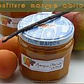 Confiture mangue abricots (thermomix)