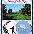 Dimanche 2 juillet 2017 - 6ème lady cup golf de lamalou les bains