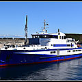 Le cargo ferry fromveur 2