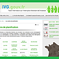 IVG : enfin des vraies infos sur Internet