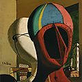 Castello di rivoli opens first show of masterpieces by giorgio de chirico from cerruti collection