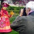 Photographe et modèle