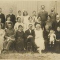 Mariage de mes grand parents paternels