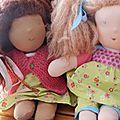 Défi 1ere poupée