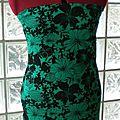 Défi <b>couture</b> #1 : Ma première robe en jersey