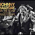 Johnny hallyday on the road - renaud corlouer - editions le cherche midi