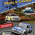 Monts et Coteaux 2016- ES3/Podium