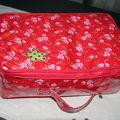 La valise en photo !!