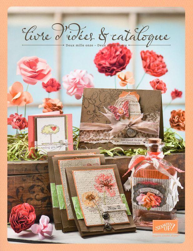 catalogue stampin 2012001