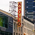 Une visite historique à L'<b>Apollo</b> Theater de New York