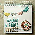 Atelier Mini-Album d'été - Scrapdrine 13/09/2013