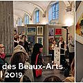 Premier Prix / First Prize, Reg'<b>Art</b> Actuel 2019
