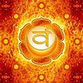 Le <b>chakra</b> sacré – Swadhisthana