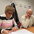 Réunion commission contrats