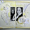 Page art journal srap it easy