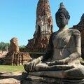 Ayutthaya, la <b>cité</b> <b>historique</b>