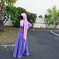 recyclage d'<b>abaya</b>!