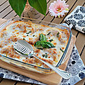 ...<b>Lasagnes</b> de saumon aux épinards de Cyril Lignac, Tous en cuisine...
