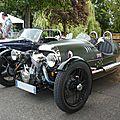 Morgan 3 wheeler 2012
