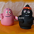 Modelages Barbapapa et Barbamama