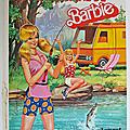 Album ... LA CARAVANE de <b>BARBIE</b> (1978) * Numéro 5