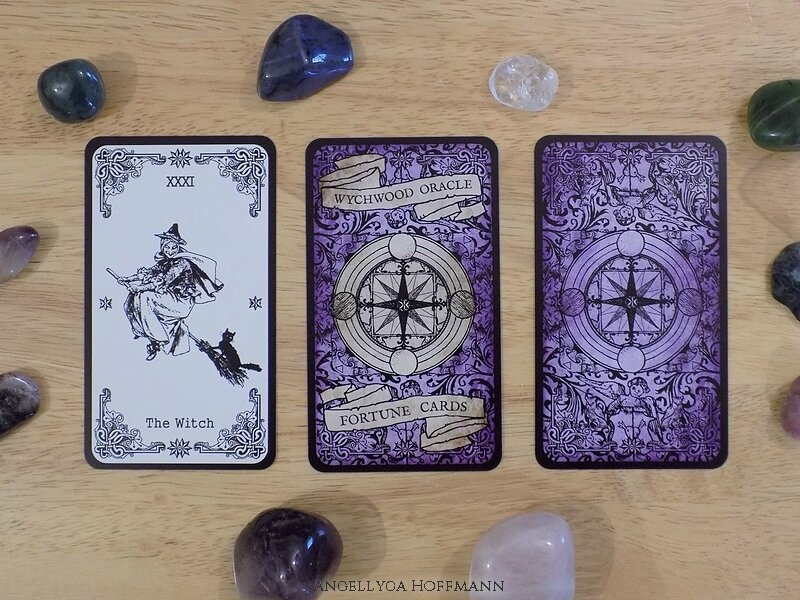Wychwood Oracle Fortune Cards
