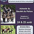 Le <b>Baudet</b> du Poitou, un patrimoine vivant