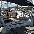 Croisières d'entraînement en Croatie du 6 au 13 et du 13 au 20 avril - le bateau - training cruises of April 2019, the boat
