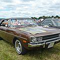 <b>DODGE</b> <b>Dart</b> Swinger 2door hardtop 1972