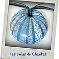 Challenge bleu et rose du groupe créationfimo
