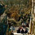 Instantané au cimetière du Père Lachaise.