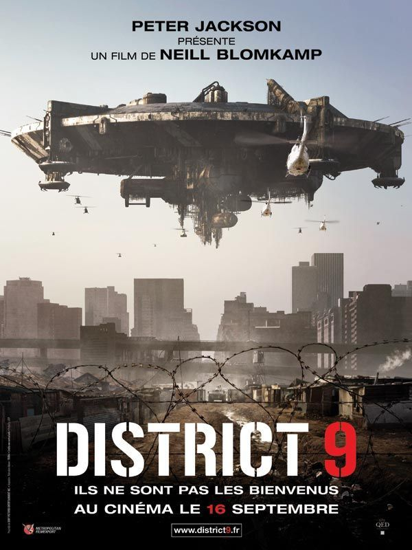 District 9 (Neill Blomkamp)