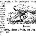 Mégalithes des yvelines