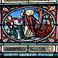 Translation des <b>reliques</b> de saint Florent, de Roye à Saumur.