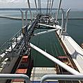 Randonnee pedestre: le député jean-paul lecoq a invité ses collègues à se promener dans le port du havre