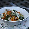 La poêlée de légumes et poisson qui réchauffe et fait du bien