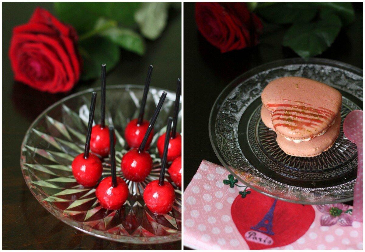 La sélection de gourmandises pour la St Valentin : du sucré, du salé, du gourmand, du thé !