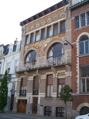 Architecture Art Nouveau