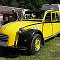 Citroën <b>2</b> <b>CV</b> break Hoffmann Royale