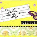 Cécile n°2