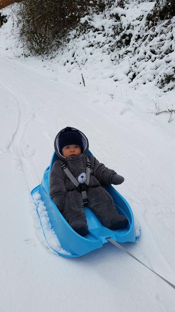Leny aux sports d'hiver